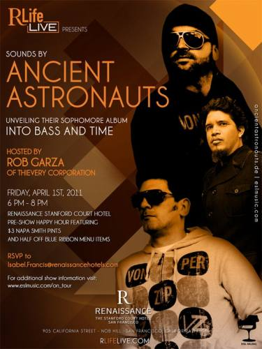 Ancient Astronauts Presented by RLife Live