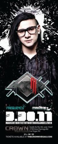 Frequency Presents Skrillex