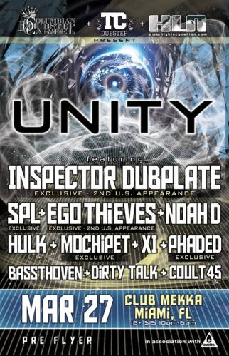 Unity- Ultra Afterparty