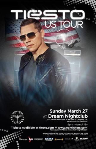 Tiesto @ Dream Nightclub