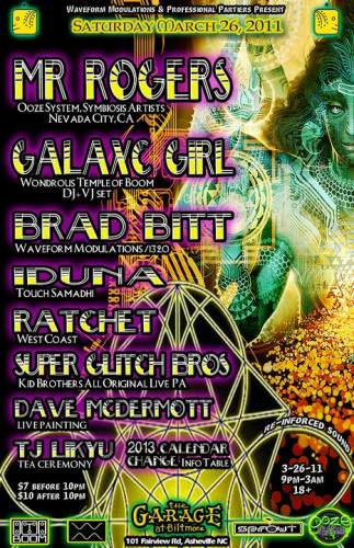 Mr. Rogers, GalaxC Girl, Brad Bitt & more