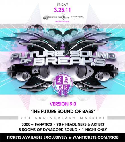 Future Sound of Breaks - Version 9