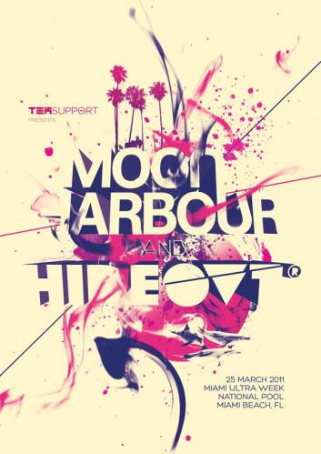Teksupport presents Hideout vs Moon Harbour Recordings at The National Hotel
