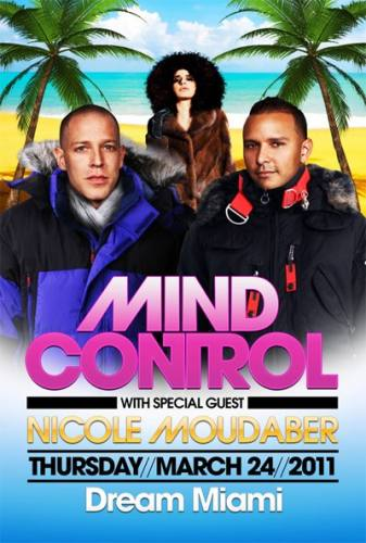 Mind Control and Nicole Moudaber
