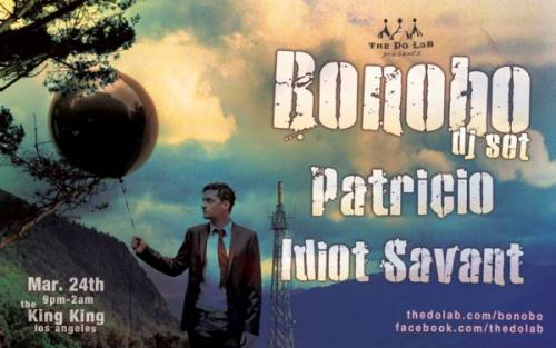 Bonobo: Special DJ Set