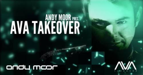 Andy Moor pres AVA Takeover @ Shock Lounge