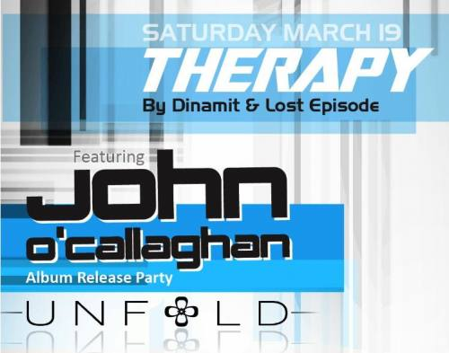 Therapy Pres John O'Callaghan