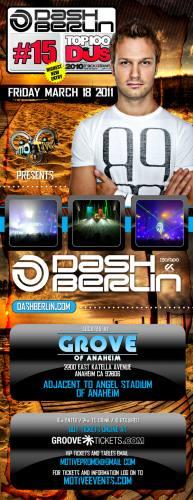 DASH BERLIN in Concert