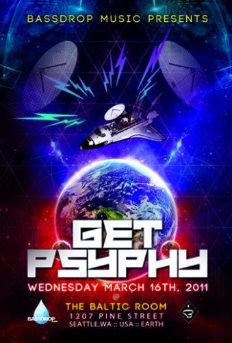 GET PSYPHY feat. GENO COCHINO & TONY ROCKY HORROR!