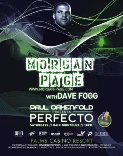 Perfecto Vegas feat Morgan Page