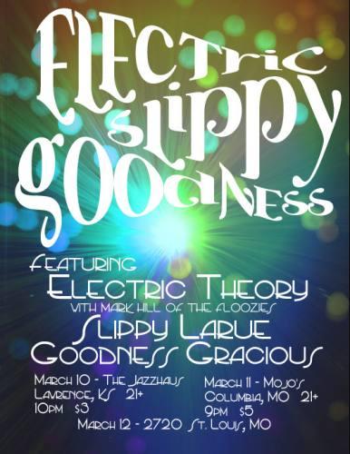 Zoogma, Electric Slippy Goodness Tour (FINAL NIGHT)