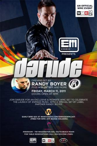 EnMass Music presents Darude