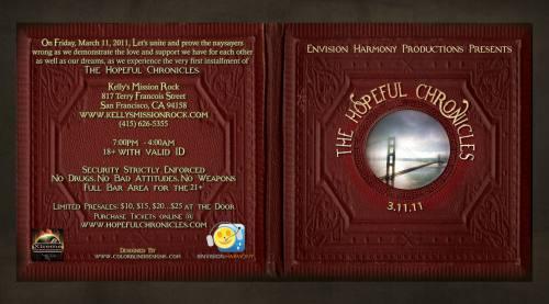 The Hopeful Chronicles-4 AREAS!-18+- International & Local Powerhouses!