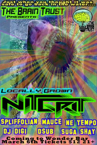 Locally Grown with NiT GriT