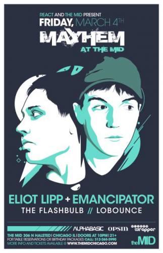 Eliot Lipp & Emancipator @ The MID