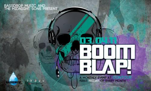 BOOM BLAP! feat. SAMPLES, Aaron Simpson & WD4D
