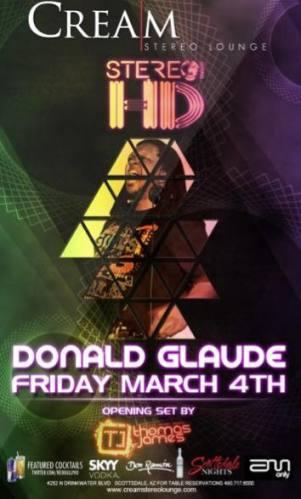 Donald Glaude @ Cream (3/4)