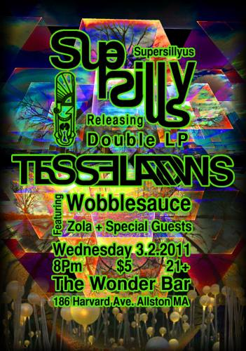 Supersillyus Record Release