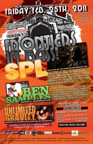 2.25.11 SPL w/ Ben Samples & Unlimited Gravity @ Bourbon Theatre