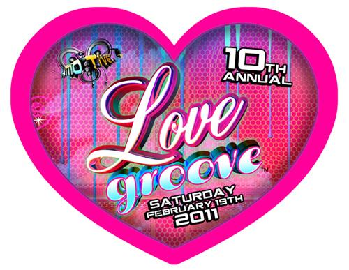 The 10th Annual LOVE GROOVE!