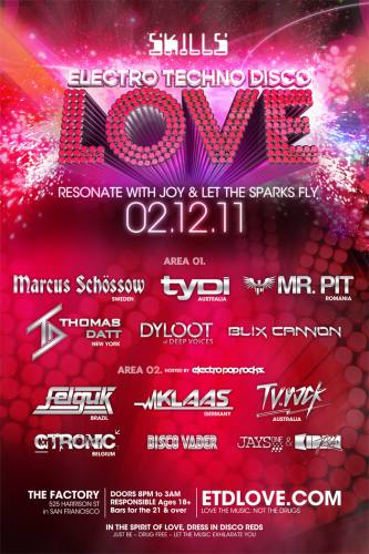 etd.LOVE 2011