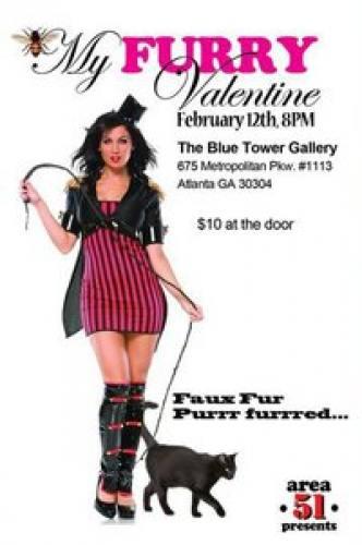 Be My Furry Valentine