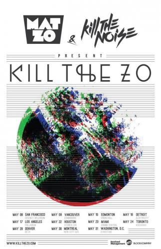 Mat Zo & Kill The Noise @ Grand Central