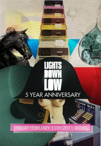 Lights Down Low 5 Year Anniversary