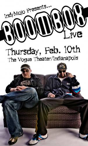 BOOMBOX w/ Bitch Please at the Vogue
