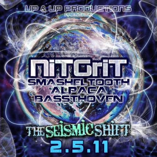The Seismic Shift Presents NiT GriT
