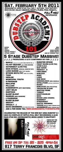 Dubstep Academy 101