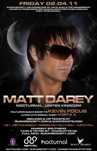 Matt Darey @ Marigny