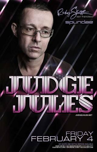 Judge Jules @ Ruby Skye (2/4)