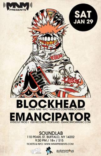 Emancipator & Blockhead @ Soundlab