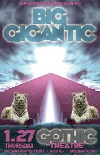 Big Gigantic @ Gothic Theatre