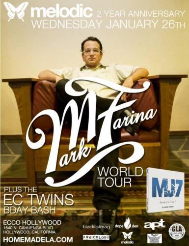 Mark Farina @ ECCO