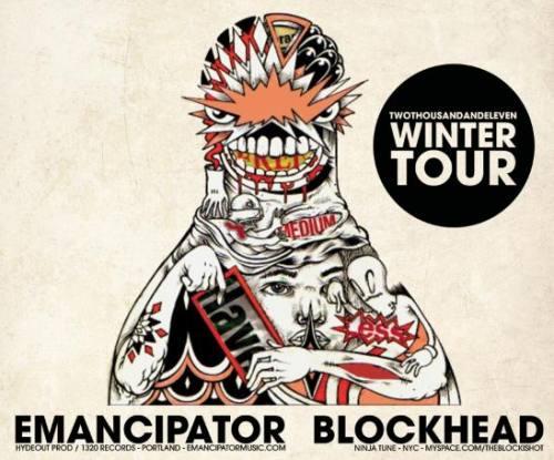 Emancipator & Blockhead @ Higher Ground