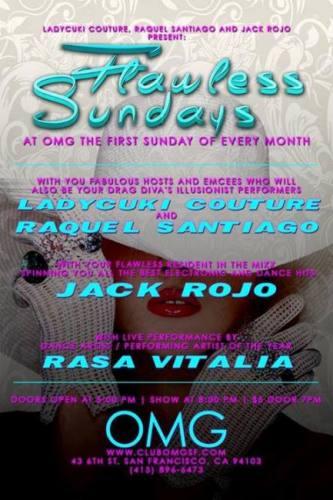 Flawless Sundays @ OMG