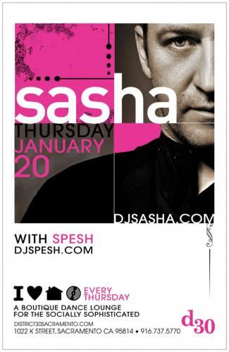Sasha @ District 30