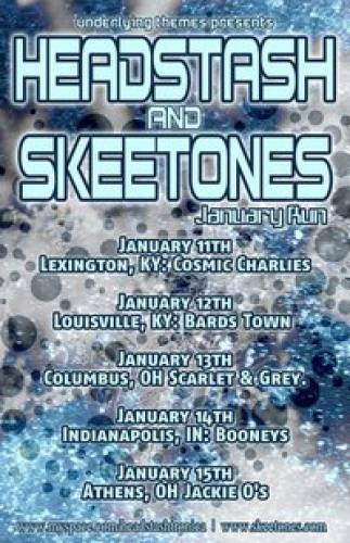 Headstash and Skeetones in Athens OH