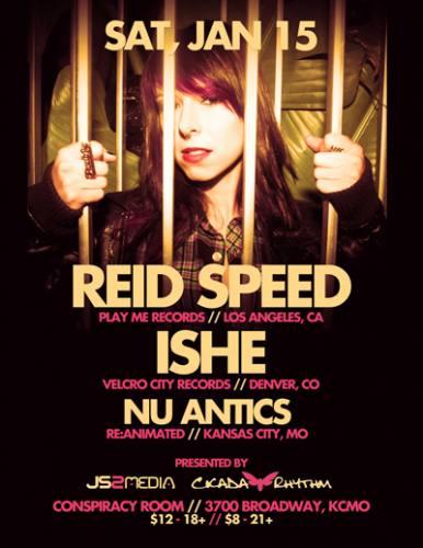 Reid Speed + Ishe