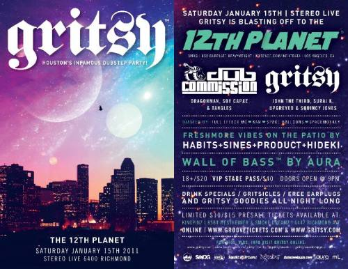 12th Planet @ Stereo Live