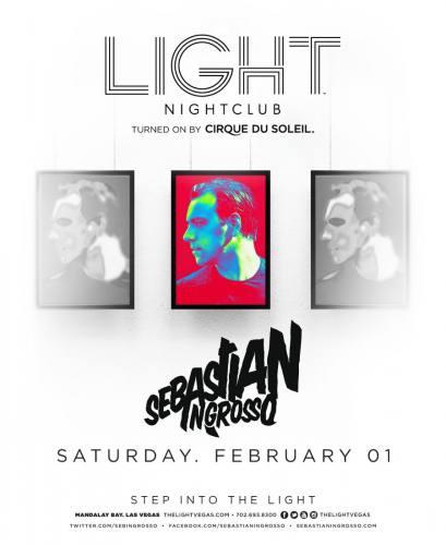 Sebastian Ingrosso @ Light Nightclub (02-01-2014)