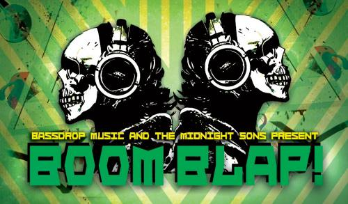 BOOM BLAP! A double mix launch party!