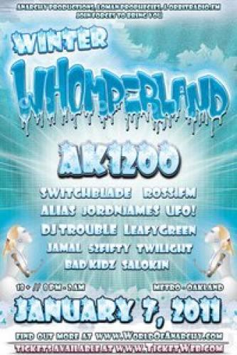 Winter Whomperland Feat. AK1200