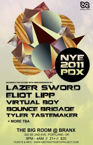 NEW YEARS EVE w/ LAZER SWORD, ELIOT LIPP, and More