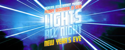 Lights All Night - New Years Eve
