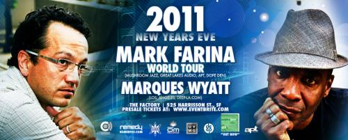 11 - NYE w/ Mark Farina