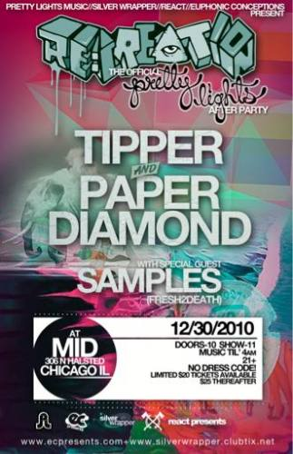 Tipper and Paper Diamond - PL After Party