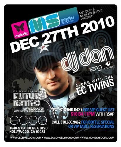 DJ Dan @ ECCO